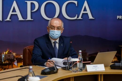 Cum va recupera Primăria banii clujenilor cheltuiți în criza provocată de coronavirus?, sursă foto: Primăria Cluj-Napoca