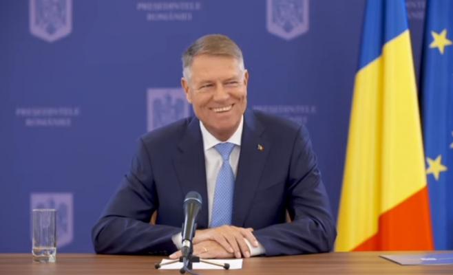 """Iohannis: """"A PSD a magyaroknak akarja adni Erdélyt"""""""