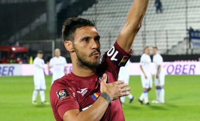 Jucătorii de la CFR Cluj vor titlul pe teren. Căpitanul, dispus să renunţe şi la o parte din salariu pentru club