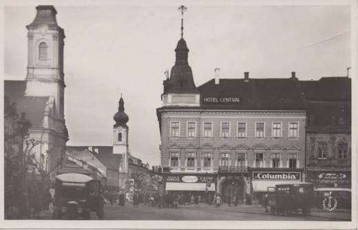 Istoria hotelului Melody din centrul orașului. De la clădire pentru călugărițe, la primul club de noapte al Clujului