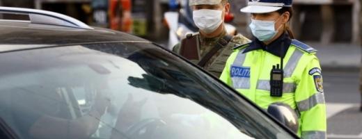 Un bărbat din Cluj a FUGIT din izolare. A fost prinși de polițiștii din Alba Iulia