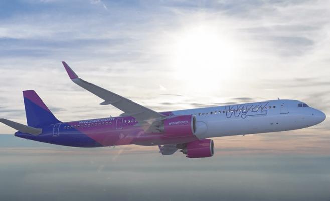 Wizz Air, primul operator de transport care reia zborurile spre mai multe țări din Europa
