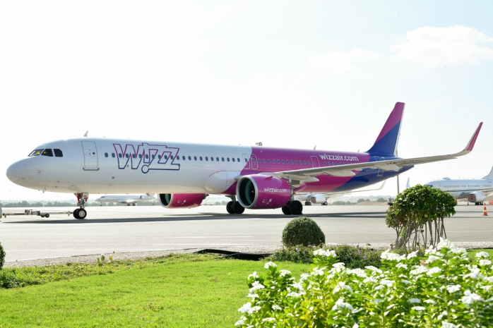Wizz Air lansează primele zbouri Low Cost din Cluj-Napoca spre Abu Dhabi