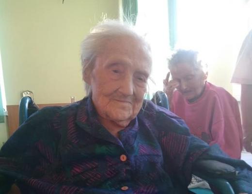 Cea mai bătrână femeie din România este din Cluj! Câți ani are