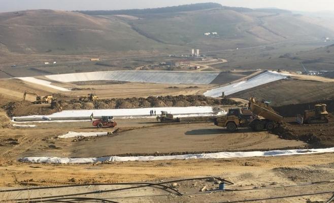 Prima celulă a Centrului de Deșeuri este FINALIZATĂ, însă așteaptă autorizația de mediu pentru a putea funcționa