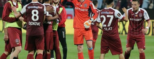 Jucătorii de la CFR Cluj, testaţi pentru coronavirus! Arlauskis a refuzat să se întoarcă în România