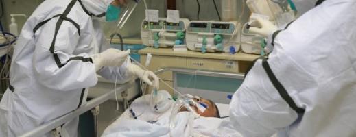 O pacientă cu coronavirus din Cluj a decedat. Numărul victimelor a urcat la 17
