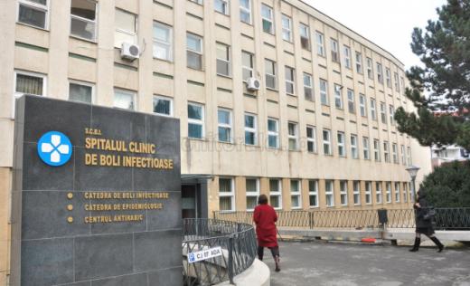 200 de pacienți cu COVID-19 sunt internați în spitalele din Cluj
