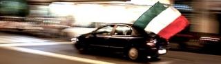 Un italiano vero, surprins la volan în județul Cluj, deși avea permisul suspendat
