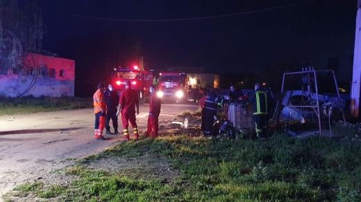 Accident chimic la o uzină din Turda! Deversare de clor în atmosferă