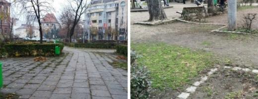 Trei firme se bat pe contractul de 13,5 mil. lei de modernizare a Parcului Ștefan Cel Mare