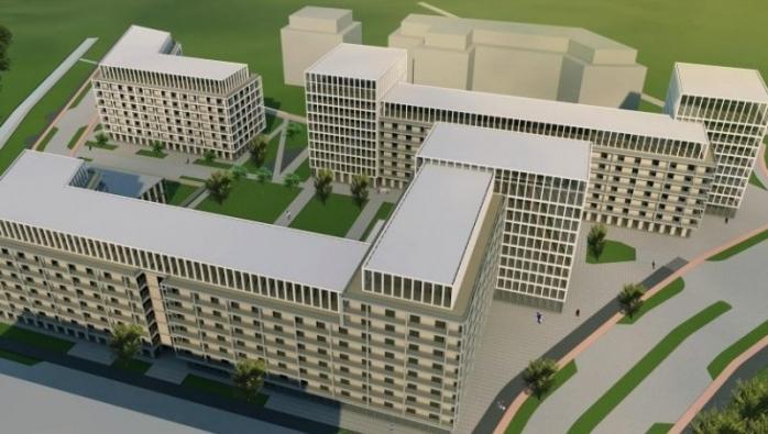 Începe dezvoltarea în cel mai modern cartier din România. Ansamblu imobiliar masiv în Sopor!