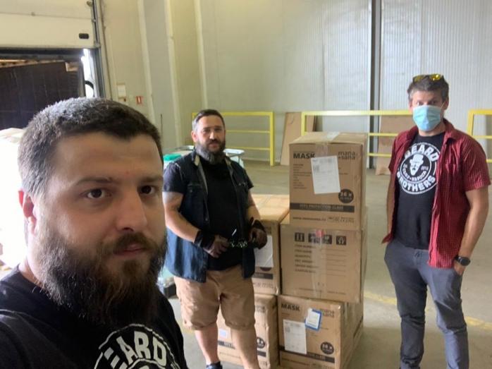 Beard Brothers livrează echipamente de protecție în întreaga țară
