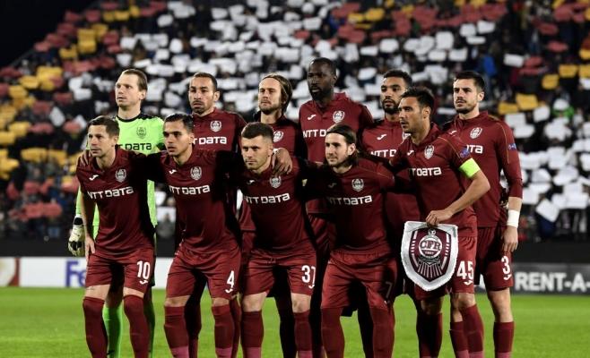 CFR Cluj în topul echipelor cu cele mai multe rezulate de 0-0 în ultimii ani