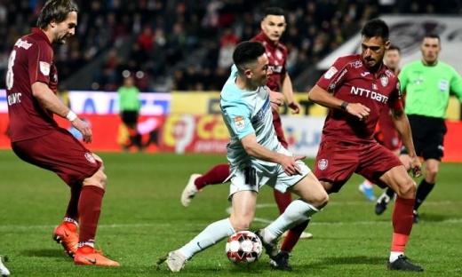Liga 1 se reia! Când se va juca marele derby între CFR Cluj şi FCSB