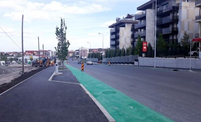 Patru dintr-o lovitură! Trei străzi și un parc, inaugurate în 15 mai
