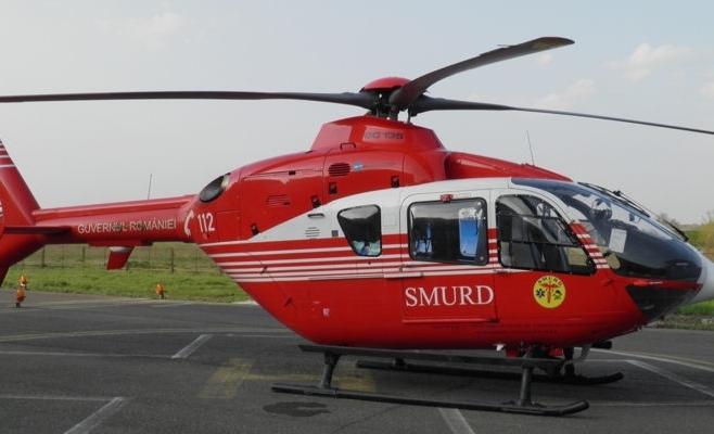 Bistrița va avea heliport SMURD. La Cluj, doar promisiuni.