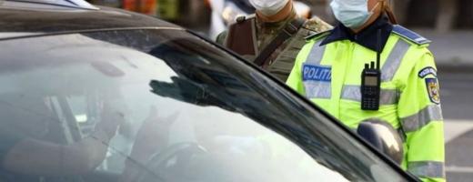 Fără amenzi până luni! Poliţiştii ne pot opri, dar nu ne pot amenda