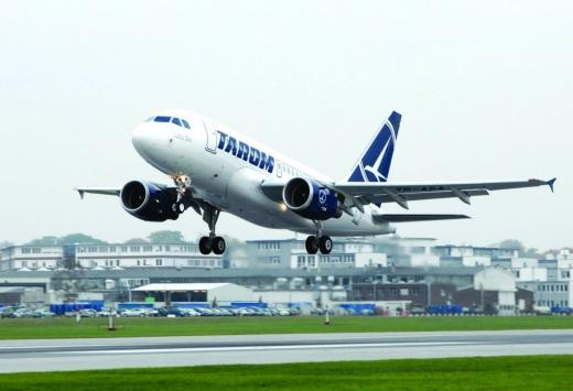 Zborurile aeriene se vor relua pe ruta Cluj-Napoca - Bucureşti de săptămâna viitoare