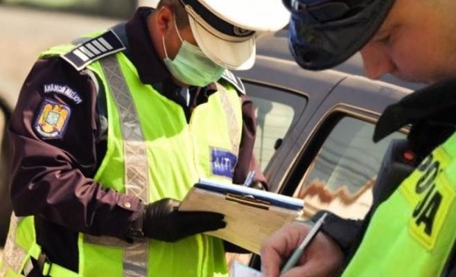 Câte amenzi au dat polițiștii clujeni pe durata Stării de Urgență
