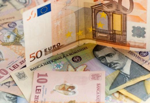 ANALIZA SĂPTĂMÂNALĂ. Euro s-a oprit la 4,84 lei