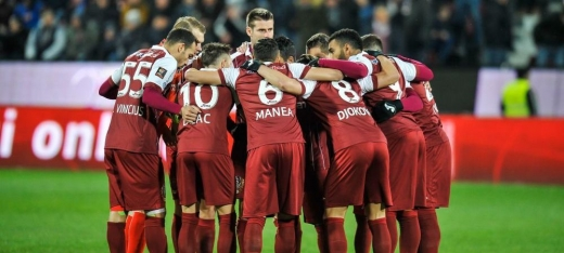 CFR Cluj, gata de reluarea campionatului! Probleme mari pentru Dan Petrescu