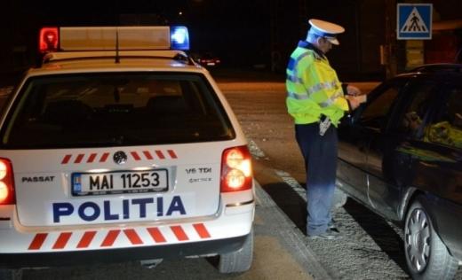 Un tânăr a fost arestat după ce și-a chemat prietenii să AMENINȚE polițiștii care îl urmăreau