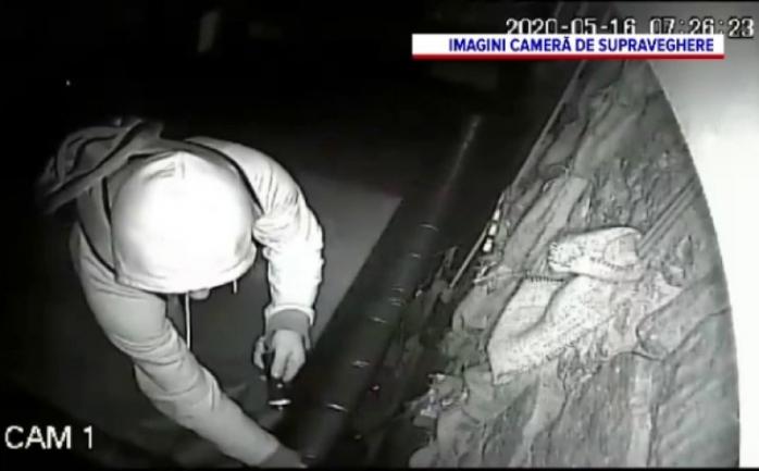 """""""Dorel"""" s-a apucat de furat! Cum s-a păcălit singur un hoț în centrul orașului"""