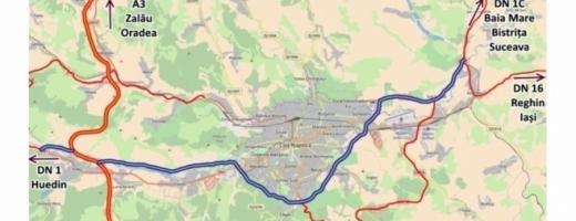Variantele de legătură a Centurii Metropolitană așteaptă undă verde de la CNAIR