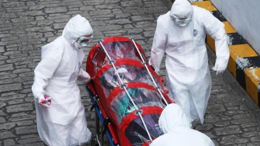 Crește numărul deceselor provocate de CORONAVIRUS! Noi raportări făcute de GCS