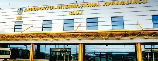 Zbor special la Cluj. Un avion privat a venit după 8 românce pentru a le duce la muncă