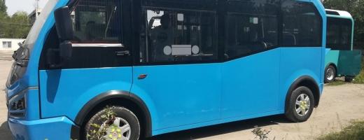 Încă o localitate din județul Cluj are autobuze electrice