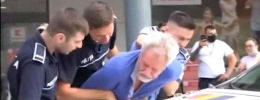 SCANDAL la un supermarket. Bărbat arestat după ce a refuzat termoscanarea