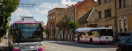 Ce se întâmplă dacă ești prins fără mască în autobuzele din Cluj?