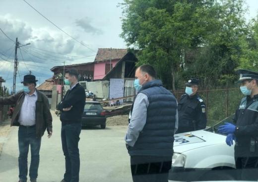 100 de persoane, izolate după ce patru copii au fost depistați pozitiv la COVID-19 în Viișoara