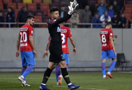 Cristi Bălgrădean s-a despărțit oficial de FCSB. CFR Cluj poate înregistra contractul la LPF