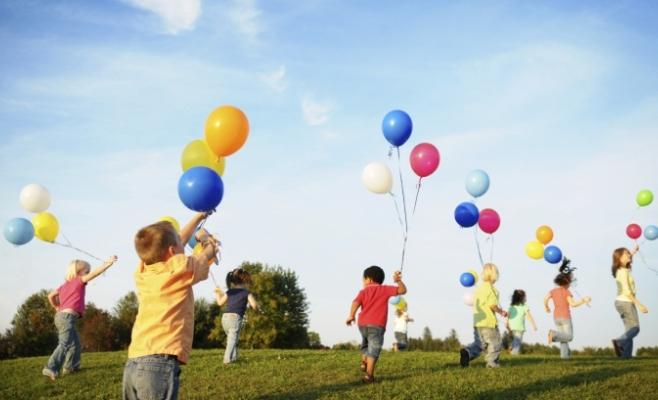 1 Iunie - Ziua Copilului sărbătoare legală în România