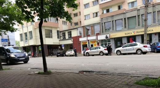 Sursă foto: timponline.ro - Femeia a fost prinsă la scurt timp după jaf