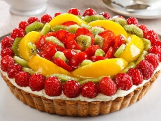 Rețetă pentru tartă de fructe. Cum se prepară ușor și rapid