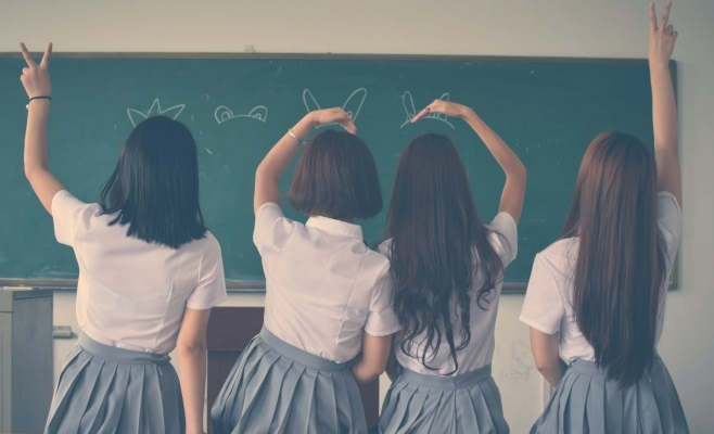 Elevii ar putea fi obligați să poarte uniforme