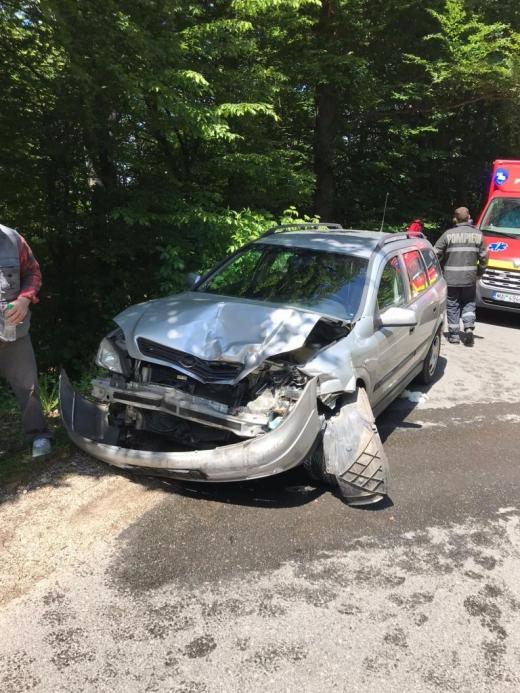Accident de circulație în Sălicea, 02.06.2020