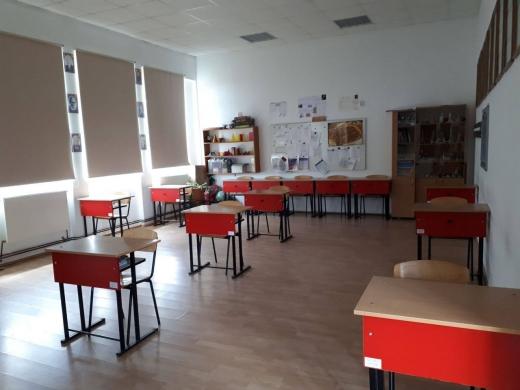 Foto: Facebook/Școala Gimnazială Luna de Sus