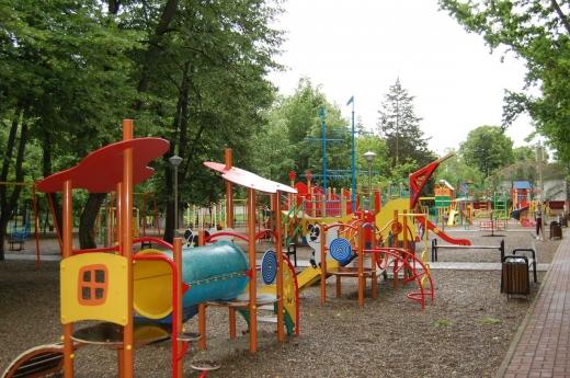 Micul Cluj, parcul construit din banii clujenilor în Republica Moldova este finalizat