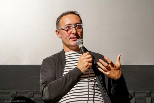 Tudor Giurgiu, directorul TIFF. FOTO: Lucien Samaha