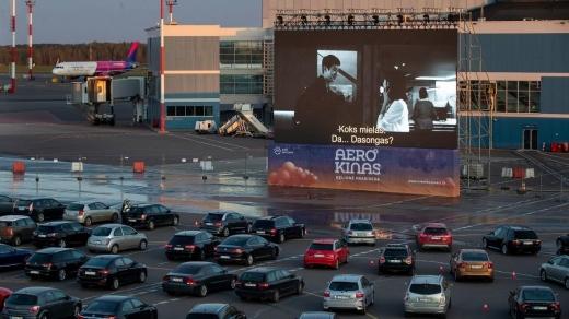 Cinema Drive-In în Lituania