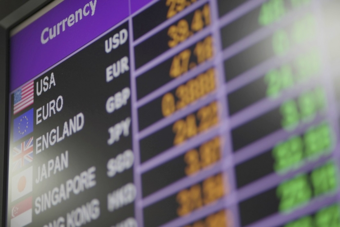 ANALIZA VALUTARĂ. Euro a scăzut din nou