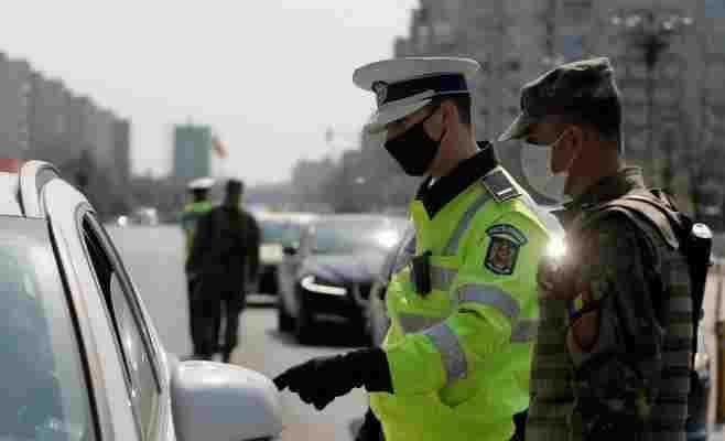 Polițiștii clujeni au aplicat numeroase amenzi în prima săptămânii a stării de alertă