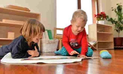 Copiii pot fi înscriși la grădiniță începând din această săptămână