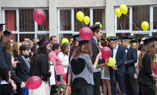 Festivitate de absolvire