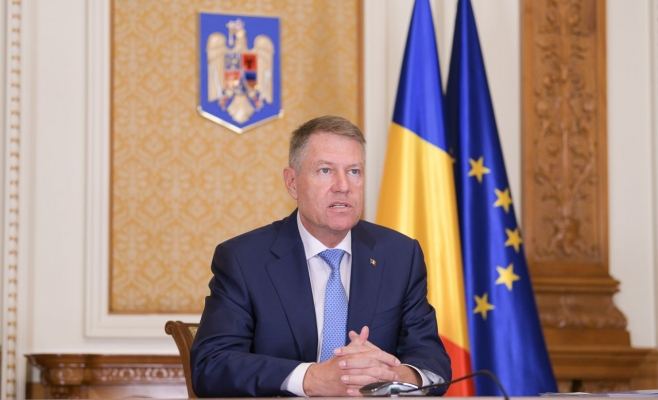 """Klaus Iohannis: """"Se impune prelungirea stării de urgență"""""""